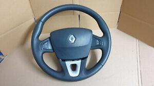 Renault Megane mk3 Steering Wheel Set Black