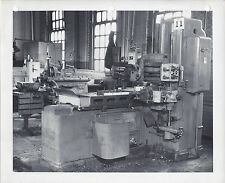 1950 PHOTO CARNEGIE STEEL YOUNGSTOWN OH/OHIO PLANT INDUSTRIAL MACHINERY 11