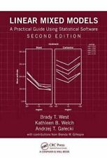 Linear Mixed Models A Practical Guide Using Statistical Softwar... 9781466560994