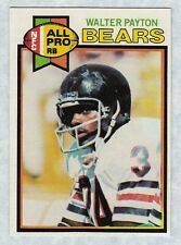 """1979 TOPPS FOOTBALL """"WALTER PAYTON"""" (INDUCTED INTO THE HOF IN 1993)"""