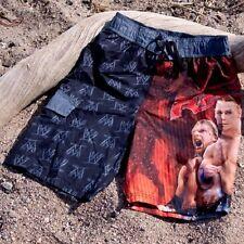 Short de bain catch WWE maillot bermuda plage T6-12 ans