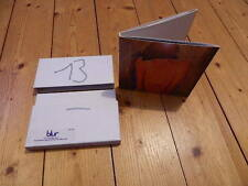 Blur 13 (Special Limited Edition) Incl. Poster & Special Enhanced CD !