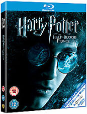 Harry Potter and the Half-Blood Prince [2009]  Blu-Ray   Brand new and sealed