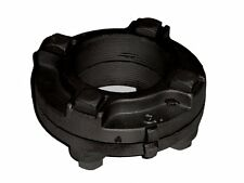 "Lot of Six (6) 1-1/4"" Cast Iron Flange Union, Black, Npt Thd"