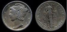 USA Mercury Dime AG 1920