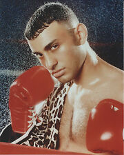 PRINCE NASEEM HAMED 8 X 10 PHOTO WITH ULTRA PRO TOPLOADER