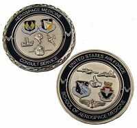 United States Air Force School of Aerospace Medicine Challenge Coin