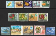 Southern Rhodesia 1964 Set to £1 (Fine Used)