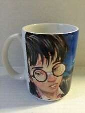 Harry Potter and the Sorcerer's Stone Ron Hermione Quidditch Coffee Cup Mug