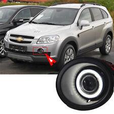 For Chevrolet Captiva 2010-2012 Fog Light Kit +COB Source Angel Eye Bumper Cover