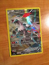 NM FULL ART Pokemon WHITE KYUREM Card PROMO Black Star XY81 Set Ultra Rare XY