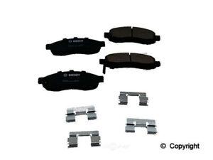 Disc Brake Pad Set-Bosch QuietCast Front WD Express 520 10150 462