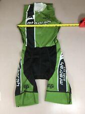 Mt. Borah Teamwear Mens Tri Triathlon Suit Xsmall Xs (6910-61)