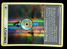 POKEMON ILE DRAGONS HOLO INV N°  88/101 ENERGIE MULTICOLORE