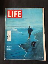 Life Magazine June 14 1968   Senator Robert F. Kennedy