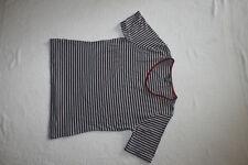 TCM Damenbluse Bluse Top Shirt Damen-Oberteil Mehrfarbig gestreift Gr. 38/40