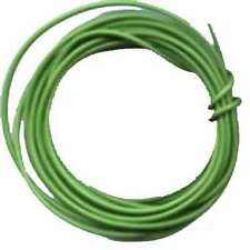 20' Green Hook Up Wire 24 gauge solid for American Flyer ACCESSORIES Trains
