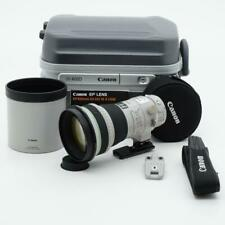 Canon EOS EF 400mm F/4 DO IS II USM Lens
