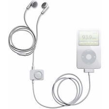 Originale Apple iPod FM Radio Remote & Headphones MA070G/D New In Box