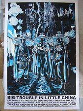 Action 2000s Original UK Quad Film Posters (1980s)
