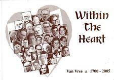 VAN VREE 1700-2005 family tree genealogy holland netherlands cuijk kwintsheul