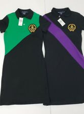 NWT Polo Ralph Lauren SPORT WOMENS STRIPE DRESS XS/S/M #17