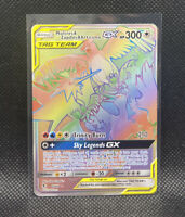 Moltres & Zapdos & Articuno GX - 69/68 - Full Art Hidden Fates - NM Pokémon