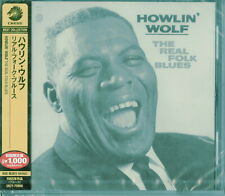 Howlin' Wolf-The Real Folk Blues-Japan CD Limitada / Ed. B50