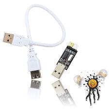 CH340 USB TTL Konverter Converter 5.0V 3.3V VCC + USB Verlängerung Extension