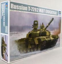 Trumpeter 1:35 09507 RUSSO T-72B2 MBT kit modello militare
