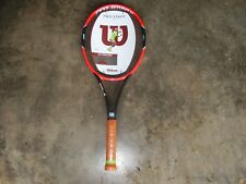 Rare/New /2015 Wilson Pro Staff 97 Tennis Racquet 41/4