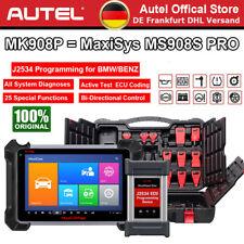 2020 SALE! Autel MK908P PK MaxiSys Elite OBD2 Diagnose Scanner ECU Programming