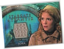 Stargate Atlantis Season 1 (One) - Erin Chambers - Sora Costume Card (A)