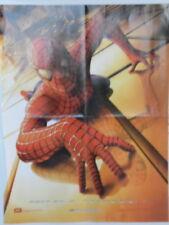 Affiche de Cinéma Poster Spiderman prêt pour le grand saut
