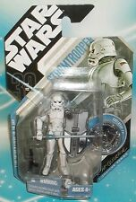 STAR WARS TAC 30TH ANNIVERSARY #09 MCQUARRIE CONCEPT STORMTROOPER  WITH COIN UGH