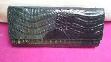 Damen Handtasche, Krokodilleder, sehr guter Zustand