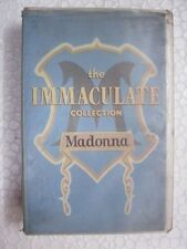 MADONNA THE IMMACULATE RARE CASSETTE INDIA CLAMSHELL MAY 1995