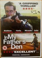 Matthew MacFayden Miranda Otto IN MY FATHER'S DEN ~ 2004 New Zealand UK DVD