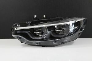 2018-2020 BMW 4-Series Left LH Driver Adaptive Full LED Headlight OEM 18 19 20