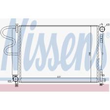 Kühler Motorkühlung - Nissens 61006
