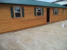 Deer Run Cabins - Complete Whitetail 14 X 40 Amish Built Modular Cabin