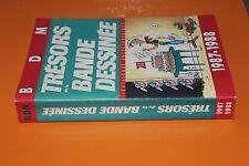 (161B) BDM Trésors de la bande dessinée 1987-1988