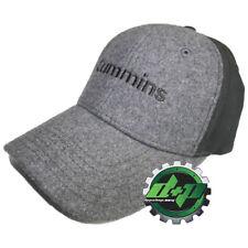 Dodge Cummins Bighorn hat ball cap truck diesel gear mega cab dually Gray Wool