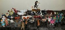 Huge Lot 41 pieces Lead Cast Timpo Toys Britains LTD Farm animals Andrew Jackson
