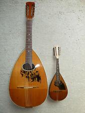 Mandoloncello ca. 1925 Embergher Style, (Mandoline, Mandola )