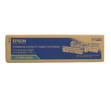Original Epson AcuLaser C1600 Cyan C13S050560 NEU OVP