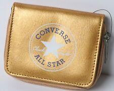 Converse Zip Wallet Retro (Pale Gold)