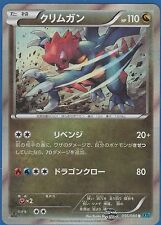 Pokemon Card Xy Booster Wild Blaze Druddigon 056/080 R Xy2 1st Japanese