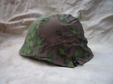 WW2 German helmet Camo cover