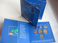 TSCHECHIEN 2004 KMS MÜNZEN SATZ COIN SET ST BU - EU-BEITRITT -